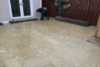 Patio Contractor Dublin